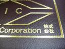 本革製品へのロゴ箔押し